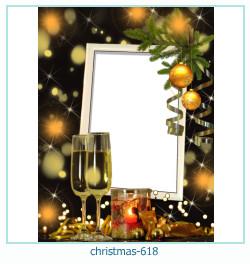 Karácsonyi képkeret 618