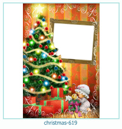 christmas Photo frame 619