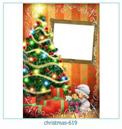 Karácsonyi képkeret 619