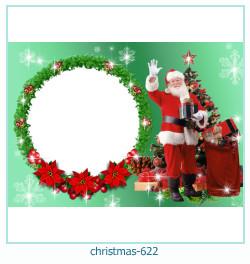Marco de la foto de la navidad 622
