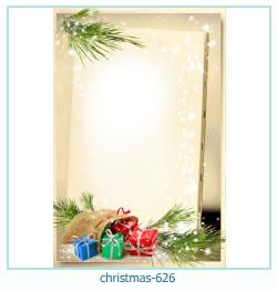 Marco de la foto de la navidad 626