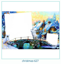 christmas Photo frame 627
