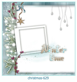christmas Photo frame 629