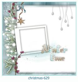 Karácsonyi képkeret 629