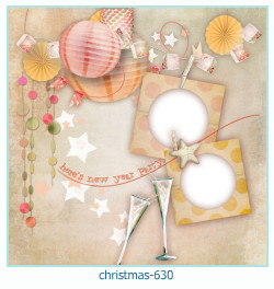 Karácsonyi képkeret 630