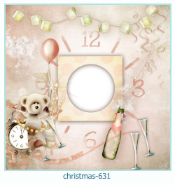 christmas Photo frame 631