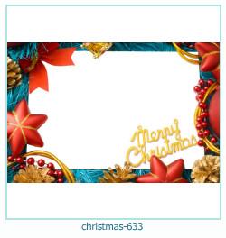 क्रिसमस फोटो फ्रेम 633