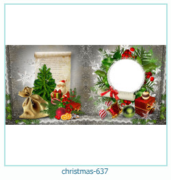 Weihnachten Fotorahmen 637
