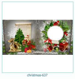 क्रिसमस फोटो फ्रेम 637