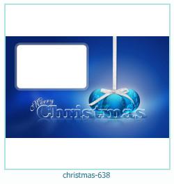क्रिसमस फोटो फ्रेम 638