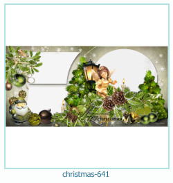 christmas Photo frame 641