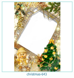 christmas Photo frame 643