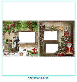 christmas Photo frame 644
