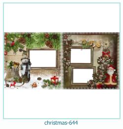 क्रिसमस फोटो फ्रेम 644