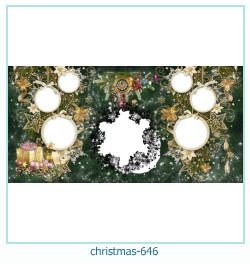 christmas Photo frame 646