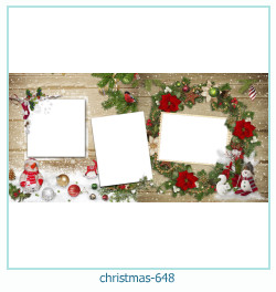 क्रिसमस फोटो फ्रेम 648