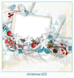 क्रिसमस फोटो फ्रेम 652