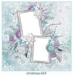 क्रिसमस फोटो फ्रेम 654
