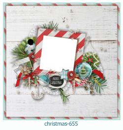 क्रिसमस फोटो फ्रेम 655