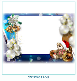 क्रिसमस फोटो फ्रेम 658