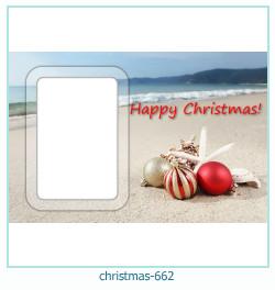 क्रिसमस फोटो फ्रेम 662