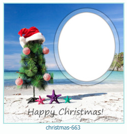क्रिसमस फोटो फ्रेम 663