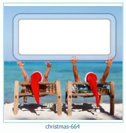 क्रिसमस फोटो फ्रेम 664