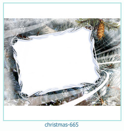 christmas Photo frame 665