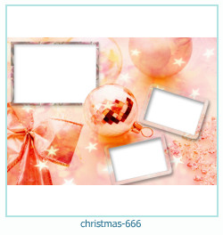 christmas Photo frame 666