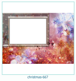 christmas Photo frame 667