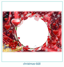 christmas Photo frame 668