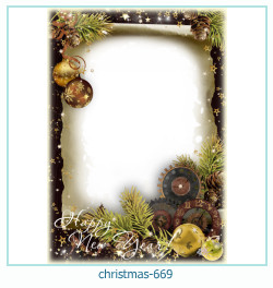 christmas Photo frame 669