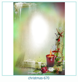 christmas Photo frame 670