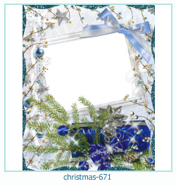 christmas Photo frame 671