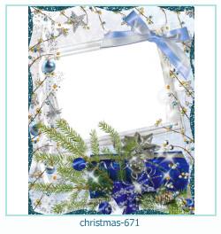 Weihnachten Fotorahmen 671