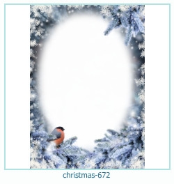 christmas Photo frame 672