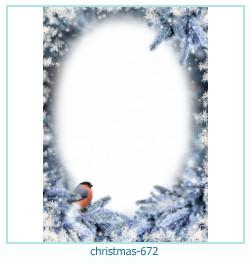 क्रिसमस फोटो फ्रेम 672