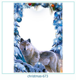 Weihnachten Fotorahmen 673