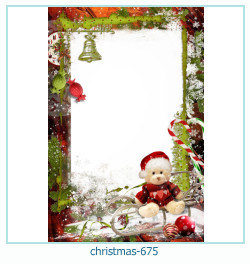 christmas Photo frame 675