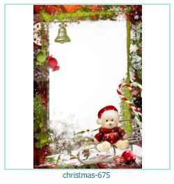क्रिसमस फोटो फ्रेम 675