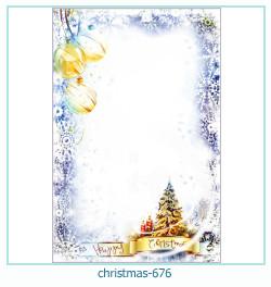 क्रिसमस फोटो फ्रेम 676