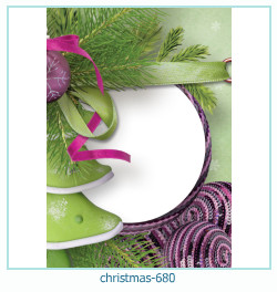 क्रिसमस फोटो फ्रेम 680