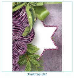 christmas Photo frame 682