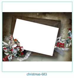christmas Photo frame 683