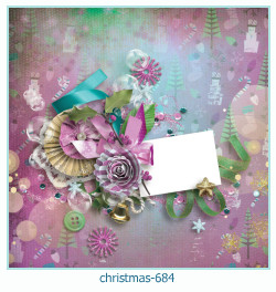 christmas Photo frame 684