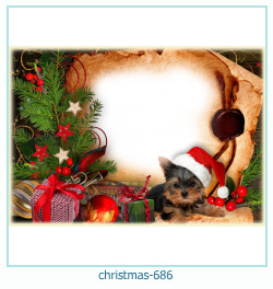 christmas Photo frame 686