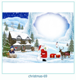 christmas Photo frame 69