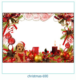 christmas Photo frame 690