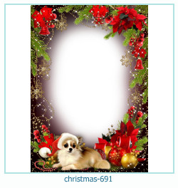 christmas Photo frame 691
