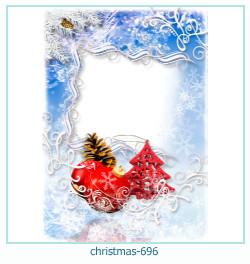 Karácsonyi képkeret 696